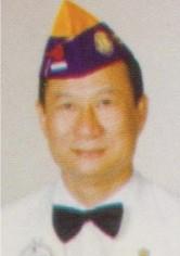 前總監議會議長 黃照雄