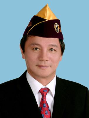 愛心園遊會委員會主席 洪乾元