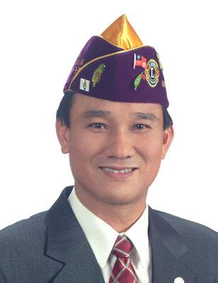 歷屆前會長 楊崑地