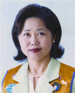 前副總監 張麗華