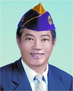 第36屆會長 朱敏章