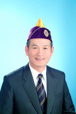 專區主席 戴釘坤