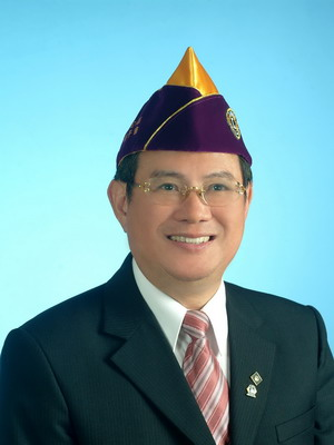 第38屆會長 王世棠