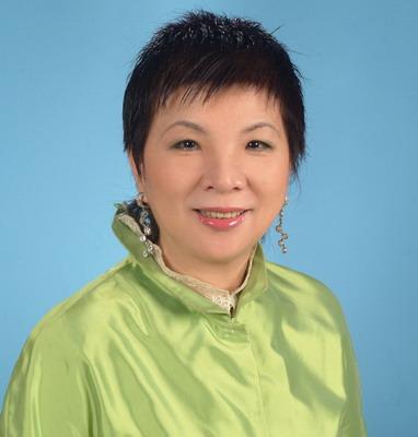 分區主席 朱彩華